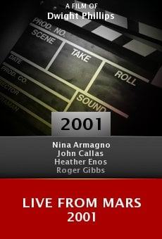 Live from Mars 2001 online free