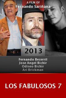Watch Los Fabulosos 7 online stream