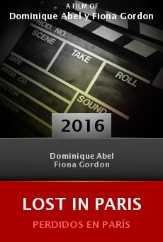 Watch Lost in Paris online stream