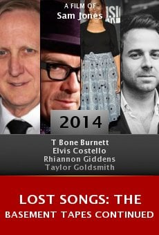 Ver película Lost Songs: The Basement Tapes Continued