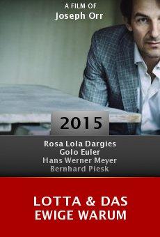 Ver película Lotta & das ewige Warum