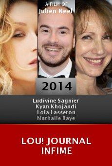 Ver película Lou! Journal infime