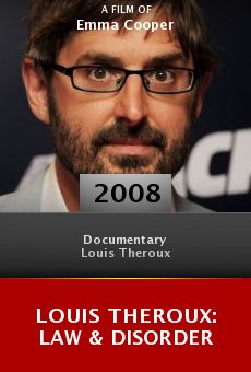 Ver película Louis Theroux: Law & Disorder