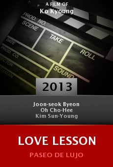 Watch Love Lesson online stream