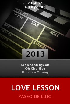 Love Lesson online free