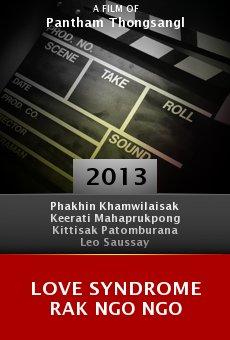 Watch Love Syndrome rak ngo ngo online stream