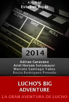 Watch Lucho's Big Adventure online stream