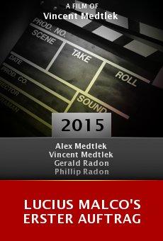 Ver película Lucius Malco's Erster Auftrag