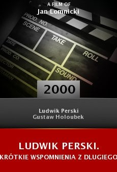 Ludwik Perski. Krótkie wspomnienia z dlugiego zycia online free