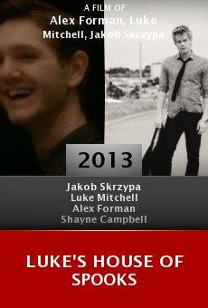 Watch Luke's House of Spooks online stream