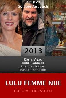 Ver película Lulu femme nue