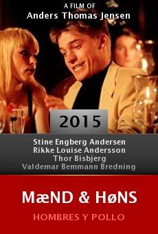 Ver película Mænd & høns