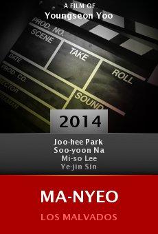 Ver película Ma-nyeo