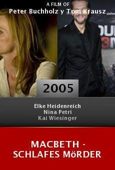 Macbeth - Schlafes Mörder online free