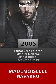 Mademoiselle Navarro online free