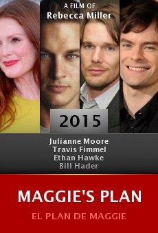 Ver película Maggie's Plan