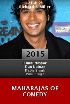 Ver película Maharajas of Comedy