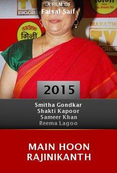 Main Hoon Rajinikanth online free