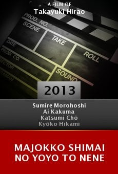 Watch Majokko shimai no Yoyo to Nene online stream