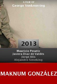 Ver película Maknum González