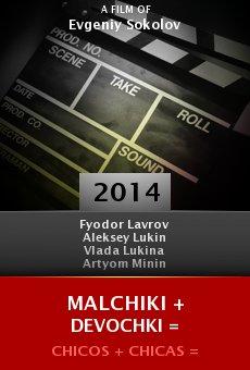 Ver película Malchiki + Devochki =