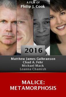 Ver película Malice: Metamorphosis