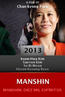 Ver película Manshin