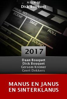Ver película Manus en Janus en Sinterklanus