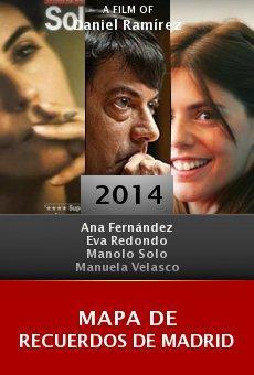 Ver película Mapa de recuerdos de Madrid