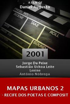 Mapas Urbanos 2 - Recife dos Poetas e Compositores online free
