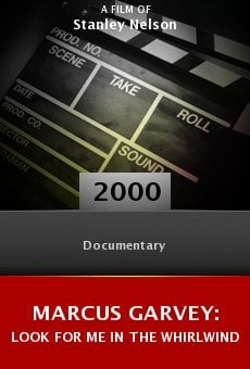 Ver película Marcus Garvey: Look for Me in the Whirlwind