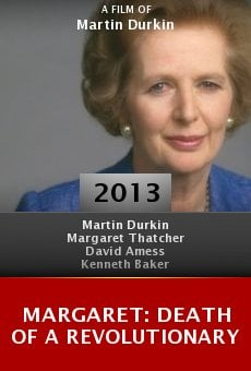 Ver película Margaret: Death of a Revolutionary