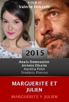 Ver película Marguerite et Julien