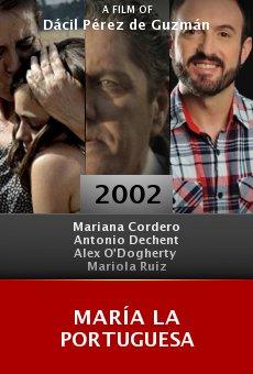 María la Portuguesa online free