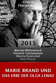 Ver película Marie Brand und das Erbe der Olga Lenau
