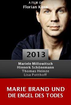 Ver película Marie Brand und die Engel des Todes