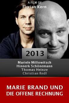 Marie Brand und die offene Rechnung online