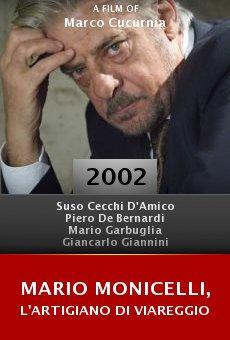 Mario Monicelli, l'artigiano di Viareggio online free