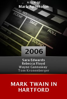 Mark Twain in Hartford online free