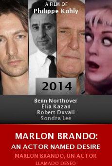 Ver película Marlon Brando, un actor llamado deseo