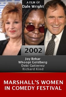 Marshall's Women in Comedy Festival online free