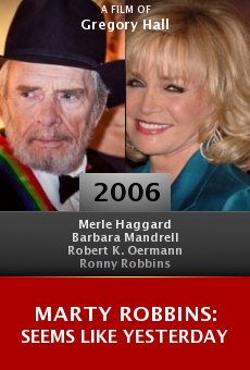 Marty Robbins: Seems Like Yesterday online free