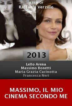 Massimo, il mio cinema secondo me online free