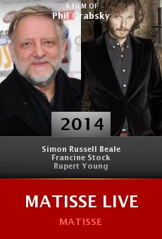 Ver película Matisse Live