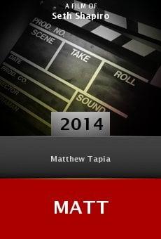 Ver película Matt
