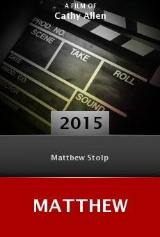 Ver película Matthew