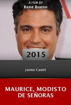 Maurice, Modisto de Señoras Online Free