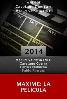 Ver película Maxime: la película