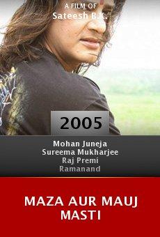 Maza Aur Mauj Masti online free