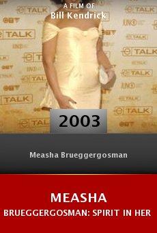 Measha Brueggergosman: Spirit in Her Voice online free